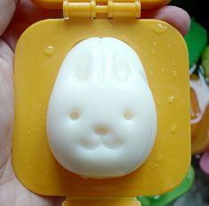 Fun with Japanese egg molds