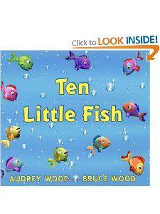Literacy on pinterest for Ten little fish