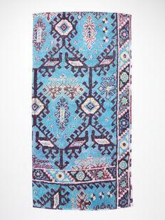 a bath sheet that looks like a rug??? i am in.