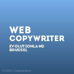 Vacature Web Copywri