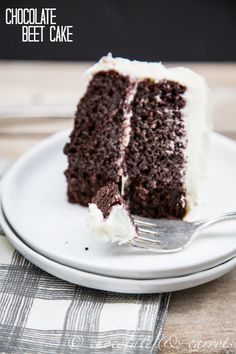 Chocolate Beet Cake recipe | chocolateandcarrots.com
