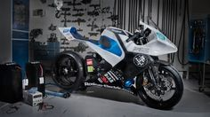Five Norwegian engineering students from the University of Life Sciences in Oslo have designed and launched an electric motorcycle featuring a lightweight carbon fiber frame and capable of zooming to a top speed of 110 mph.