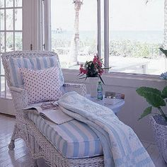 50 Colorful, Cozy Spaces   Bust Out the Blankets   CoastalLiving.com
