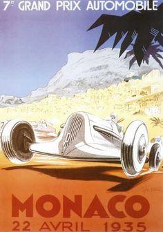 Monaco 7e Grand Prix Automobile (1935)