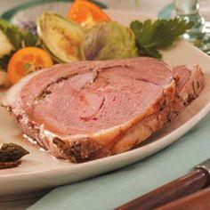 Marinated Grilled Lamb