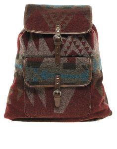 Navajo backpack! :)