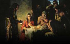 Nascimento de Jesus Cristo, o Cordeiro de Deus