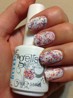 Gelish Soak of Gel P