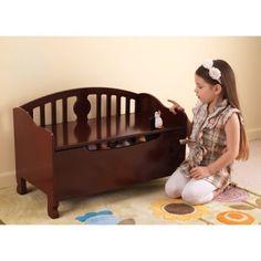 KidKraft Queen Anne Toy Box Bench - 14436 $89.98