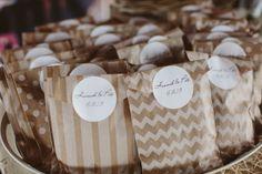 cookie wedding favors http://www.weddingchicks.com/2013/10/21/industrial-wedding-2/