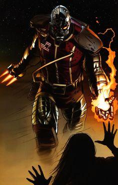 Deathlok | #comics