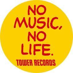 no music no life tower records