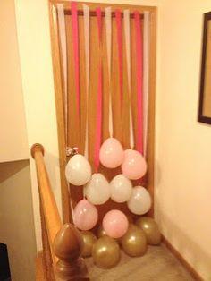 Birthday Door Decorations on Pinterest  Birthday Door, Balloon Door ...