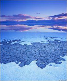 ✯ Winter Island - Great Salt Lake, Utah