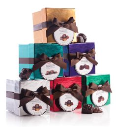 #FMChocolates 30 oz. Fannie May Presents (6) $44.99
