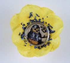 Resin Ring with Stampendous
