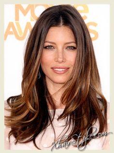 hair color for dark hair | Ombre Dark Hair Hairstyles - Free Download Ombre Dark Hair Hairstyles ...