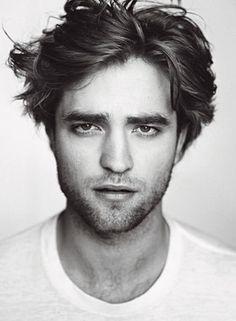 Forget Twilight saga, please...hello Robert Pattinson!