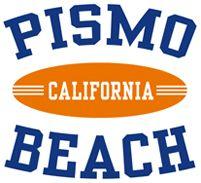 I Love Pismo Beach!
