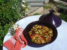 Easy Chicken Tajine Recipe