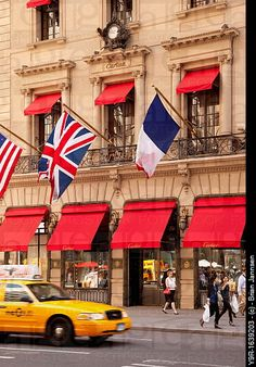 Cartier Boutique on 5th Avenue, NY