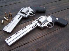 Colt Revolvers | Guns & Weapons: Colt Anaconda Revolver