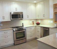 decor, traditional kitchens, minneapoli, kitchen backsplash, dream kitchen, tile backsplash, kitchen inspir, cabinet pull, tradit kitchen