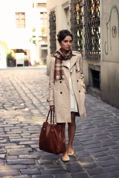 Perfect trench.