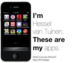 These are my top iPhone apps. What's on your iPhone? http://app.net/myapps