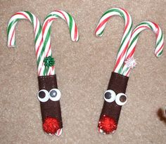 simple Christmas crafts...elf on the shelf gift for the boys if they are good maybe??