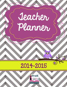 NEW POST: 6/13/2014 $5 Friday - Lesson Planner sale 120+ pages of everything you will need to keep your teaching plans, meetings, schedules and everything else organized in just one place!  PPT version, completely editable. Just insert a textbox and add your personalized information.