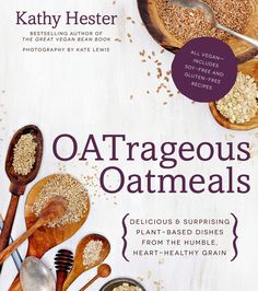 Preview of OATrageous Oatmeals and the recipes for Blackberry Mojito Overnight Refrigerated Oats