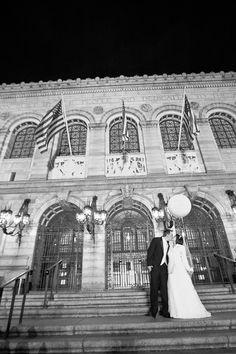 Boston Public Library. Photo by Boro: Creative Visions