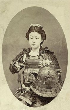A FEMALE Samurai War