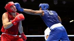 Anthony Joshua made it three boxing golds for Britain at London 2012 with a dramatic win over Roberto Cammarelle in Sunday's super-heavyweight final.
