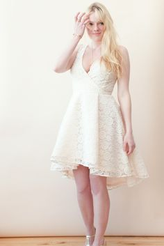 Looooooove this Flora Dress – By Hand London
