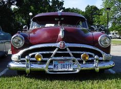 "1949 Hudson Commodore (as seen in ""Driving Miss Daisy"")"
