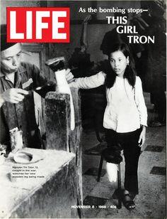"LIFE magazine — November 8, 1968: """