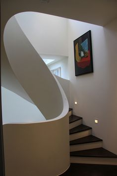 Notting Hill Gate Villa - Stairs | Pawel Uczciwek | Archinect