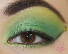 So pretty! Must try this next St. Patrick's Day