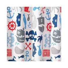 Pirate bathroom on pinterest shower curtains small for Bathroom 94 percent
