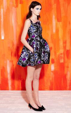 Michael van der Ham Resort 2014 Trunkshow Look 1 on Moda Operandi