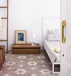 beautiful floor {kim manfredi}