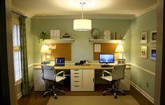 IKEA Home Office Space| OK Modern Home