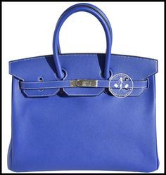 My fav color, classic bag, some day!