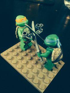 lego tortue ninja on pinterest lego ninja turtles lego. Black Bedroom Furniture Sets. Home Design Ideas