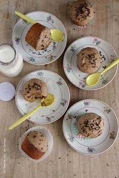 muffin125 Muffins au sirop d'érable et noix de pécan
