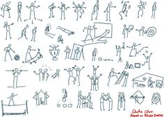 #Sketchnotes: Building my visual vocabulary | by Sacha Chua