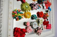 Magnet Hairbow Holder Tutorial