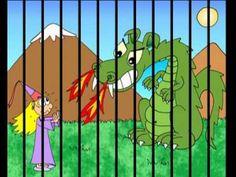 Cançó un drac ferotge